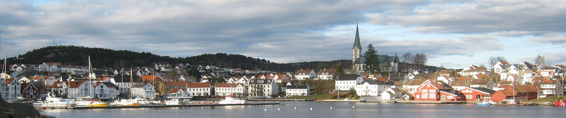 Waterfront-Lillesand